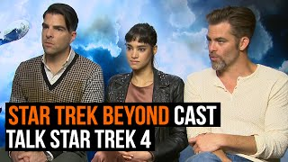 Star Trek actors on what they want from Star Trek 4