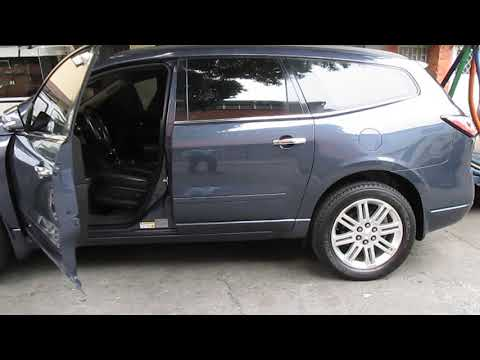 Chevrolet Traverse 2013 -