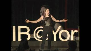 TEDxIB @ York - Lara Bozabalian - Sharing Passion Through Poetry