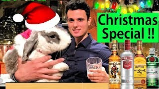A rabbit walks into a bar... Christmas Special