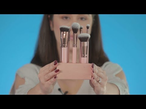 707 Small Angle Eye Brush by luxie #5
