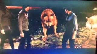 Сумерки Сто лет спустя продолжая историю , Breaking Dawn Part 1 - Extended scene - Jacob heals