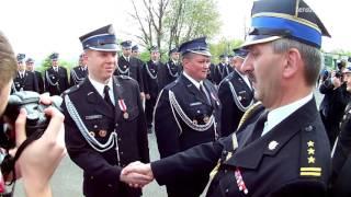 Gminne Obchody Dnia Strażaka w Komborni