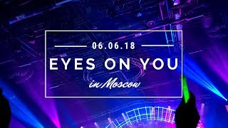 180606 GOT7 EYES ON YOU World Tour in Moscow 갓세븐 월드투어 콘서트 모스크바