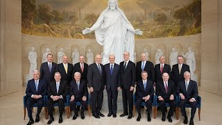 The April 2019 World Report of The Church of Jesus Christ of Latter-day Saints