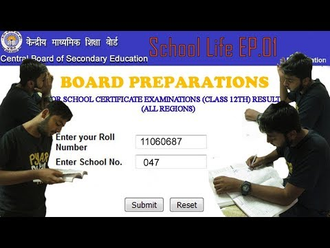 THE BOARD PREPARATION| Our School Life EP.01