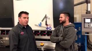 Stretch My Truck Accurl Press Brake Testimonial