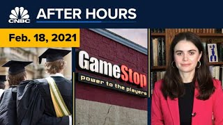 Congress questions Robinhood, Roaring Kitty over GameStop frenzy: CNBC After Hours
