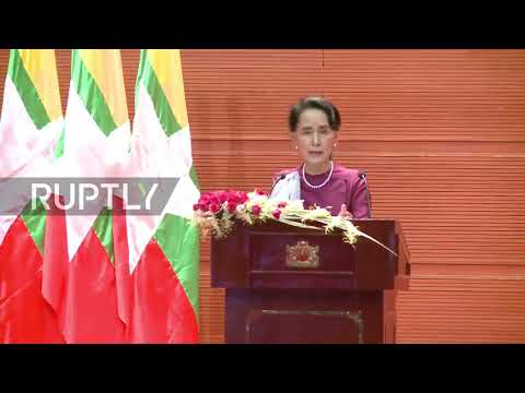 Myanmar: Aung San Suu Kyi defends military's 'security operations' in Rohingya crisis