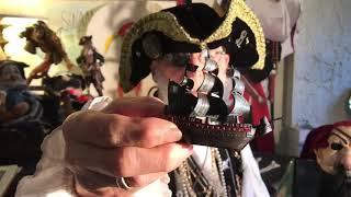 Captain Book Live And Pirate Arabella Drummond