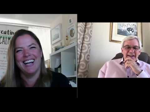 Elaine Hutchinson - Interview about Creating Calm - Paul Clegg, interviewing Elaine about play therapy and Creating Calm.
