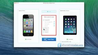 iPhone to iPad Air Transfer for Mac: How to Sync All Data from iPhone to iPad Air on Mac?