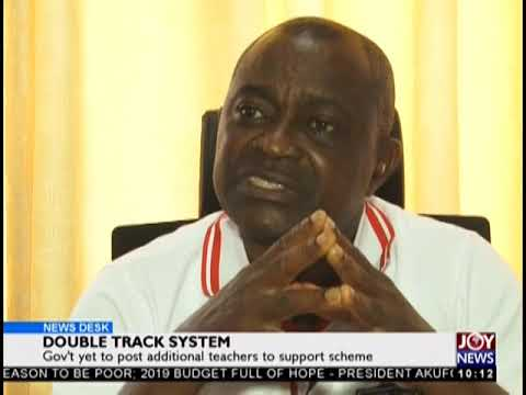 Double Track System - News Desk on JoyNews (5-11-18)