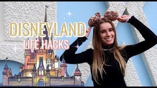 Disneyland Life Hacks You NEED To Know! HOW TO DO DISNEY LIKE A PRO!