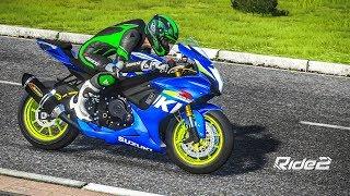 SUZUKI GSX-R600 2014 | Ride 2