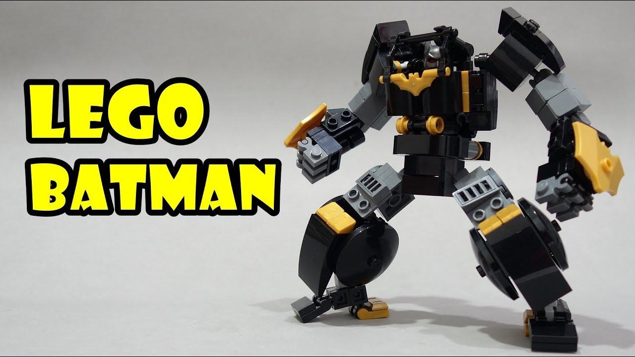 Lego Batman Mech Suit