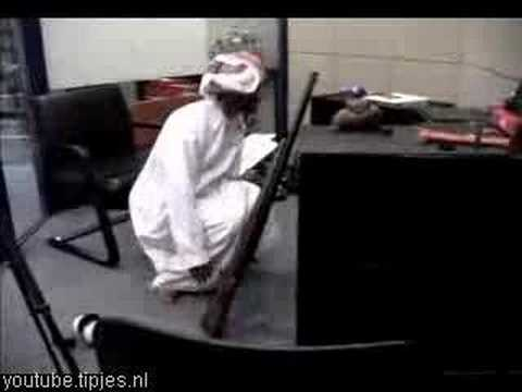 Humor video E-cards, Humor Taliban Sniper Training  funny humor