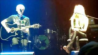 The Best Years of Our Lives - Avril Lavigne & Evan Taubenfeld - Winnipeg, MB - Oct 14, 2011