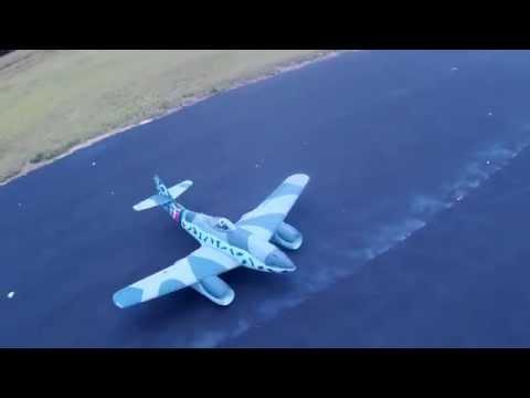 ME-262 Emergency Landing