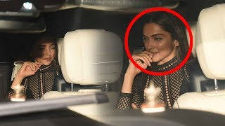 Deepika Padukone Attend Karan Johar's Birthday Bash
