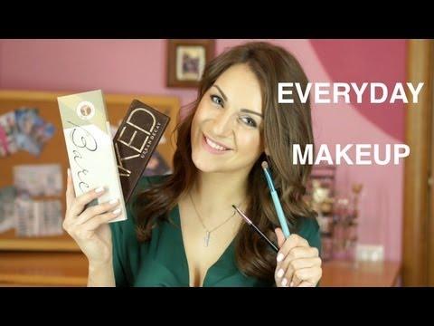 мой ЕЖЕДНЕВНЫЙ МАКИЯЖ / my EVERYDAY makeup от BlushSupreme