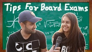 Tips For Board Exams | Exams Ki Taiyari | Baap of Bakchod- Sid