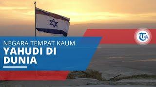 Israel, Negara Timur Tengah Dikelilingi Lebanon & Suriah, serta Satu-satunya Negara Yahudi di Dunia