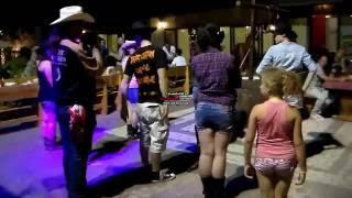 preview picture of video 'Serata winchester 7 Luglio 2012'