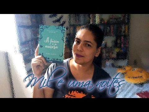 Resenha do livro A Fúria e a Aurora, da Renée Ahdieh