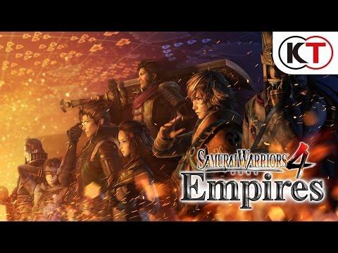 SAMURAI WARRIORS 4 EMPIRES - ANNOUNCEMENT TRAILER thumbnail