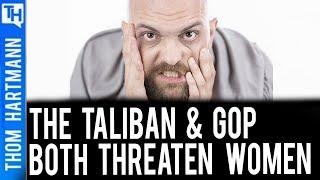 How Similar are the GOP & Taliban? (w/ Dean Obeidallah)