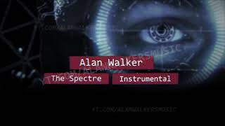 Alan Walker - The Spectre (Instrumental)