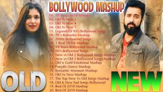 Old VS New Bollywood Mashup Songs | Old To New Mashup Songs | Romantic HINDI Mashup songs 2019