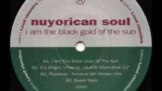 Nuyorican Soul - It\'s Alright, I Feel It! video