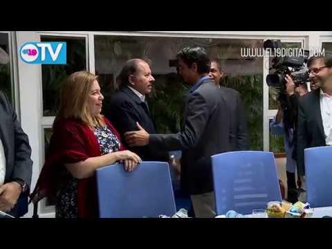 Presidente Daniel se reúne con Directores Ejecutivos del Banco Interamericano de Desarrollo