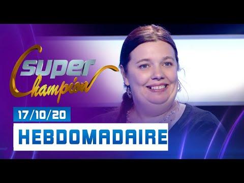 Emission du Samedi 17 Octobre 2020 - Questions pour un super champion