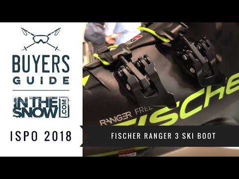 Fischer Ranger 3 Ski Boot Review