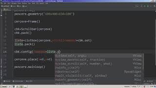 Scrollbar in Python - मुफ्त ऑनलाइन वीडियो