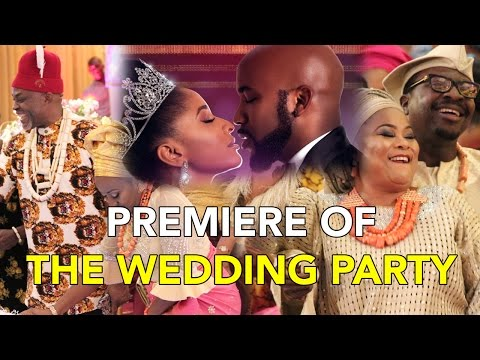 Nigeria's 'The Wedding Party'...More Than Just A Good Time | FILM | F'D WITH DANIEL