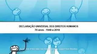 Direitos Humanos no Centro Educacional Barreirão, em São José