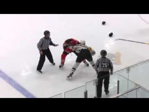 Yanick Turcotte vs Jordan Ty Fournier