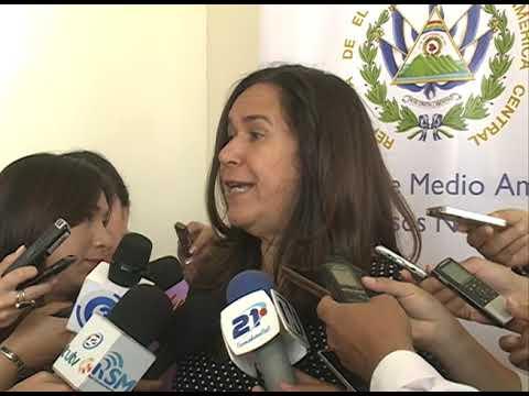 Ministra de Medio Ambiente presenta sistema de información hídrica