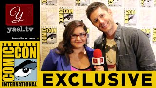 Comic Con 2015 | Yael Tygiel Interview