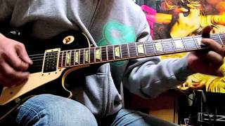 The Runaways:Neon Angels On The Road To Ruin / Tribute Guitar Cover.