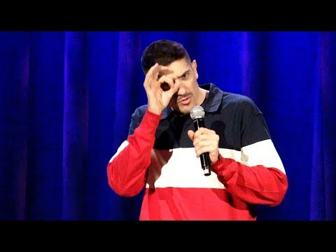 One Eyed Man In Front Row | Andrew Schulz | Stand Up Comedy