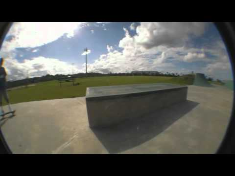 Tour of Titusville Skate park with Elijah McNevich