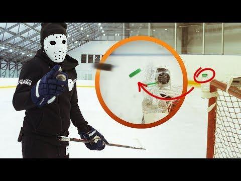 BOTTLECAPCHALLENGE от Hockey Stigg. Cломал клюшку.