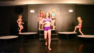Divina Dance Wear 2013 Collection Fashion Show