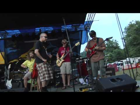 """Bullfight"" by Asleep in the Weeds at Mantrabash 6/21/2012"