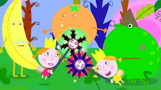 Ben and Holly's Little Kingdom | Daisy and Poppy Go Bananas | Kids Videos